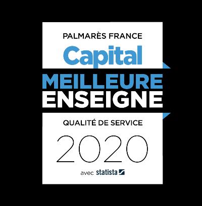 LABEL MEILLEURE ENSEIGNE 2020 Doc Biker