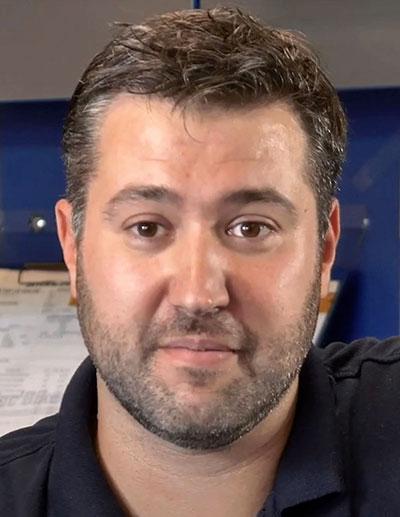 Matthieu ARTAZ Directeur Technique