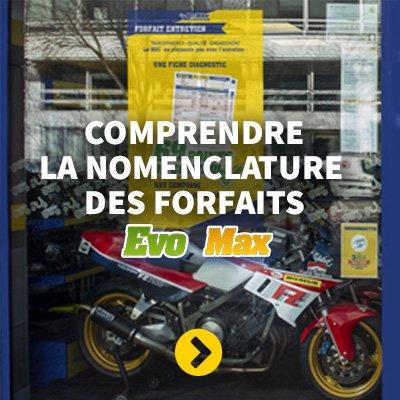 Forfaits EVO ET MAX Doc Biker