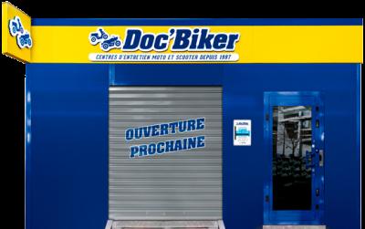 ouverture prochaine Doc Biker