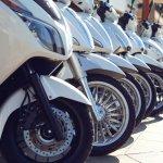 stationnement moto et scooter à Paris